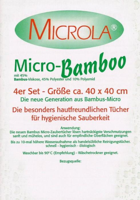microla bamboo microla zaubertuch fenster putzen ohne chemie. Black Bedroom Furniture Sets. Home Design Ideas